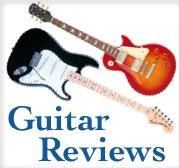 guitar reviews