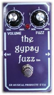 kr gypsy fuzz