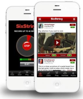 sixstring app