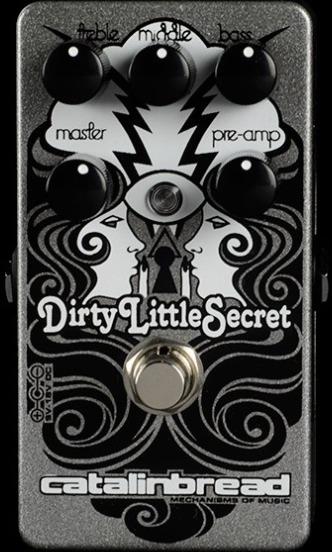 catalinebread dirty little secret mkIII