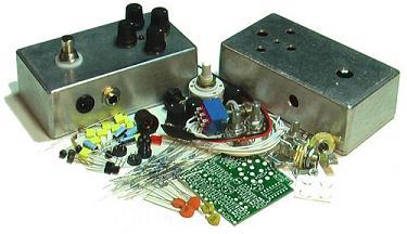 guitar pedal kit