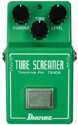 The Best Tube Screamer Pedals on the Market