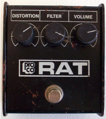 pro co rat distortion review