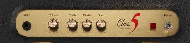 Marshall Class 5 Controls