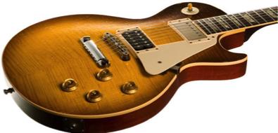 Jimmy Page Les Paul