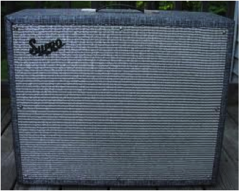 Jimmy Page Supro Amp
