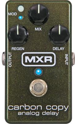 MXR Carbon Copy Delay M169 Review