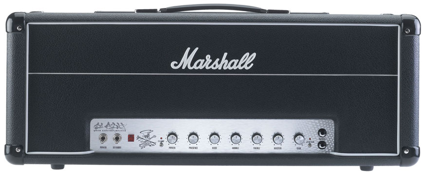 Marshall AFD100 Slash Signature Amp Review