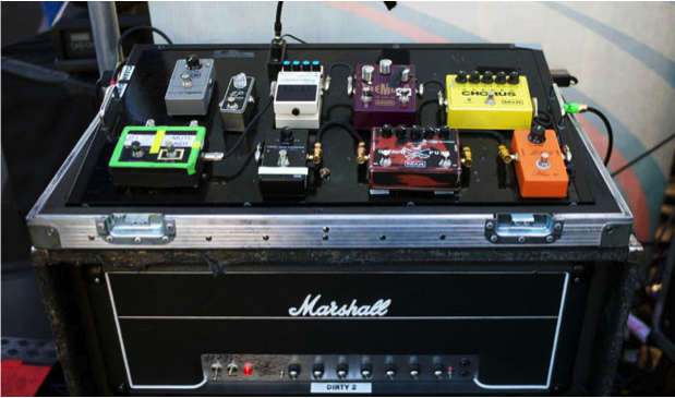 slash pedals
