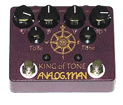analogman king of tone review