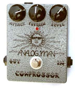 analog man compressor